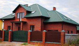 Металлочерепица Альтер (АльтерСтрим) дом