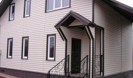 Виниловый сайдинг Docke дом фото