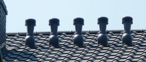 Кровельная вентиляция крыши