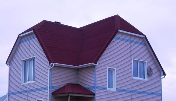 Ондулин дом фото